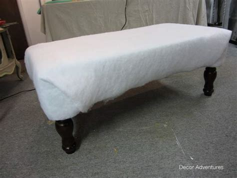 turn coffee table into ottoman diy coffee table turned ottoman by decor adventures