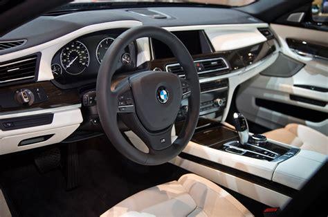 Bmw 7 Series 2014 Interior by 2014 Bmw 750ld Xdrive Diesel Interior Photo 6