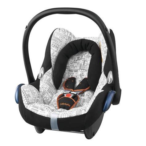 bebe confort si鑒e auto bebe confort si 232 ge auto cabriofix groupe 0 c 233 l 233 bration