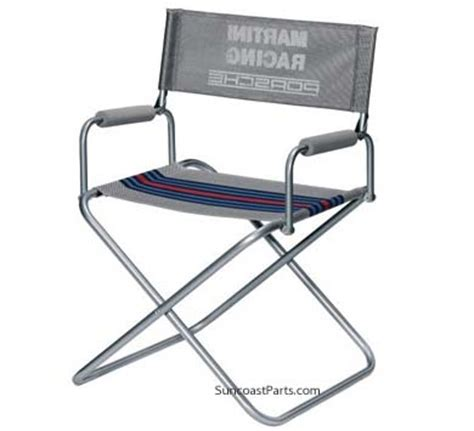 martini racing folding chair cool accessories