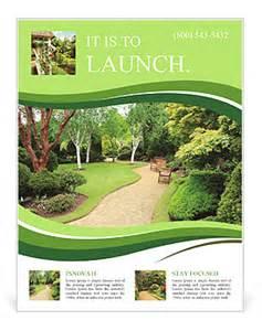 Garden Design Templates Free by Sch 246 Ne 246 Ffentliche Fr 252 Hjahr Garten Schottland Flyer