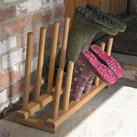 Outdoor Boot Rack by Combination Boot Rack The Worm That Turned