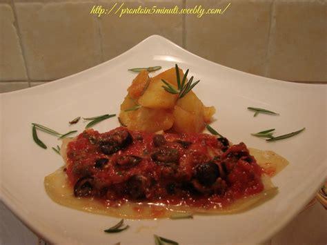 letto di patate ricetta filetti di scorfano sul letto di patate