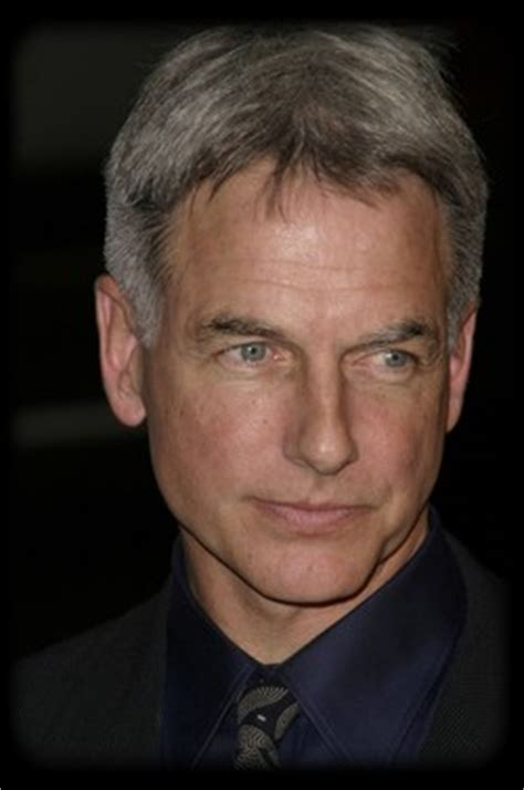 who cuts actor mark harmons hair stars hollow silver foxes