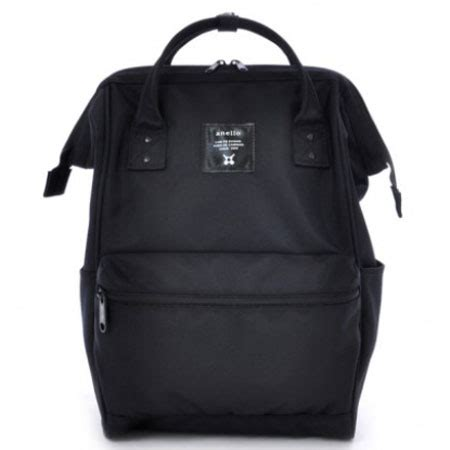Tas Wanita Ransel Backpack Canvas Raindoz 474 anello limited edition all black tas ransel canvas size xl black jakartanotebook