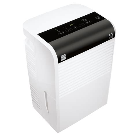 Theater Home Decor by Kenmore 511100 50 Pint Dehumidifier With Electronic