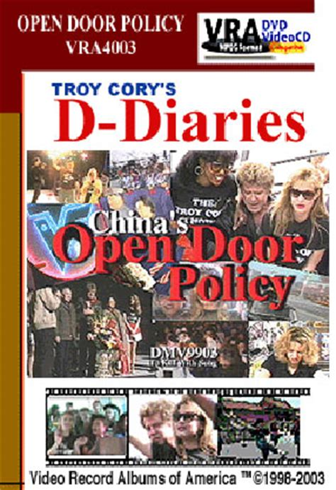 vra teleplay pictures vra4003 china s open door policy