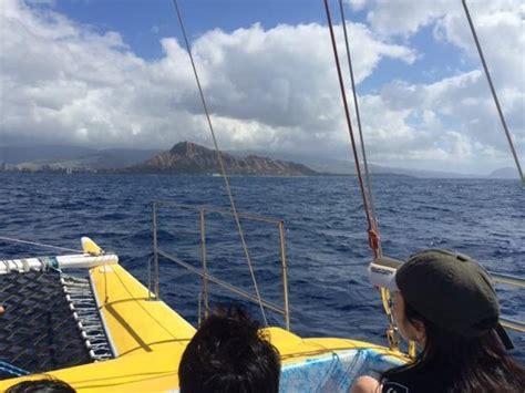 hoku boats na hoku ii sail 1 picture of na hoku ii catamaran