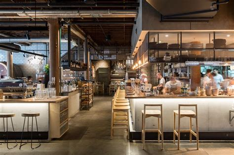 open kitchen restaurant design best 25 open kitchen restaurant ideas on pinterest