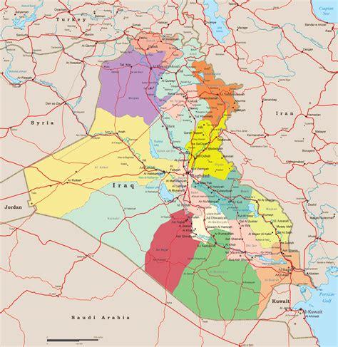 map baghdad iraq iraq map baghdad asia