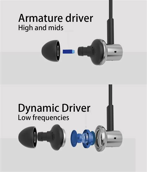 Promo Xiaomi Mi Piston 4 Mi Iv Hybrid Dual Drive In Ear Headphones xiaomi hybrid iem thread piston successor headphone reviews and discussion fi org