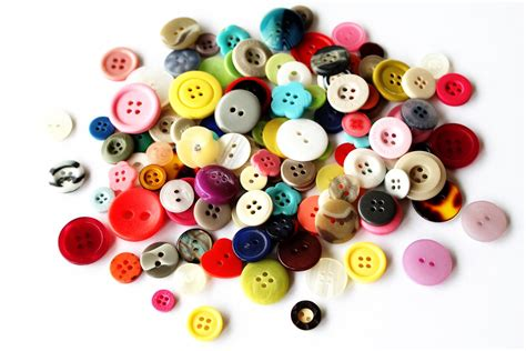 I Am Buttons buttons 500g assorted bright ideas crafts
