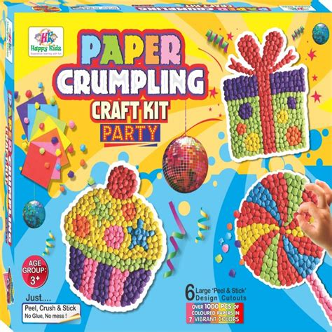 Paper Craft Kits - activity kits