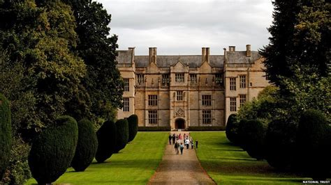 montacute house the stately homes of wolf hall bbc news