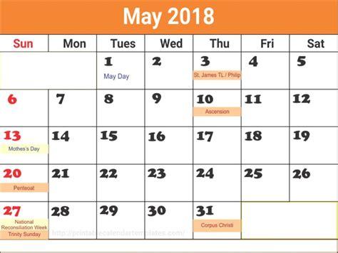 South Africa Kalender 2018 May 2018 Calendar South Africa