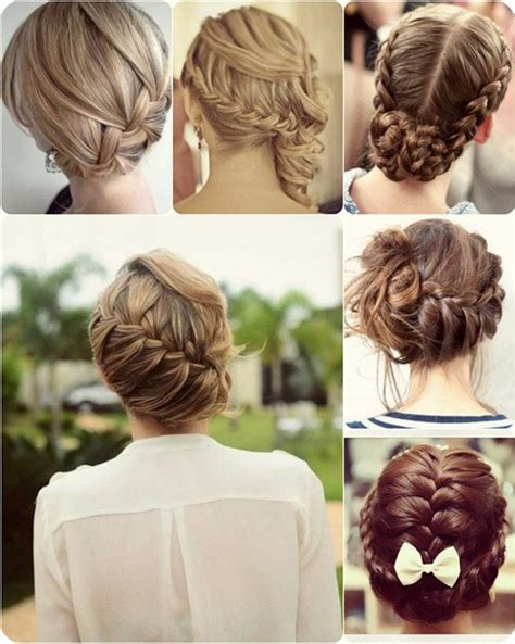 updo hairstyles for hair easy 25 wonderful hairstyle ideas for and holidays