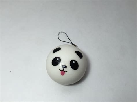 Squishy Medium Bun kawaii medium panda buns squishies