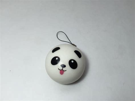 Squishy Pepaya Premium kawaii medium panda buns squishies