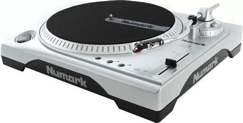 numark ttusb belt drive dj turntable with usb pssl
