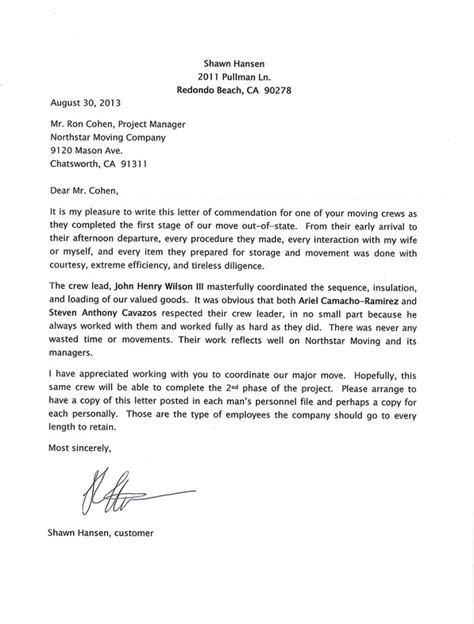 Reference Letter Manager recommendation letter from manager free excel templates