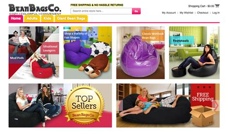 bean bag cheap price bean bags co announces summer inventory sale
