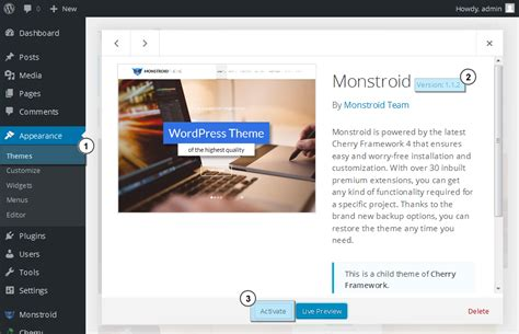 enfold theme update manually monstroid how to update theme manually template help com