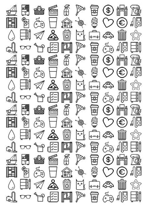 free printable planner icons lorelei lee s plan bar sticker take 3 icon stickers