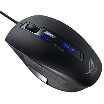 asus republic of gamers gx850 laser mouse computers accessories