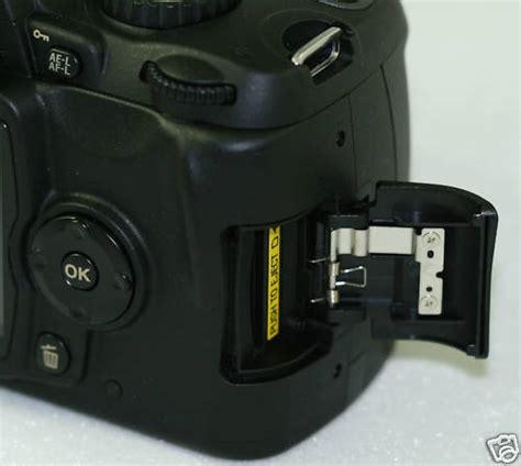 nikon genuine sd memory card door cover d3100 d 3100 ebay