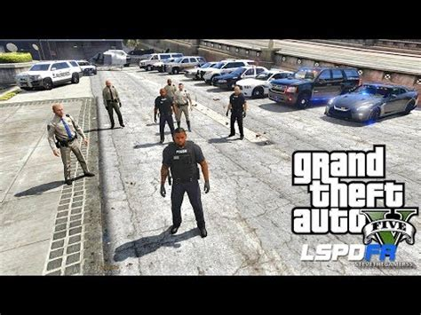 lspdfr #566 all patrol (gta 5 real life police pc mod)#