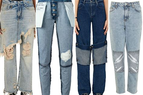 More Denim Crimes by The Worst Crimes Fashion Has Committed Against In