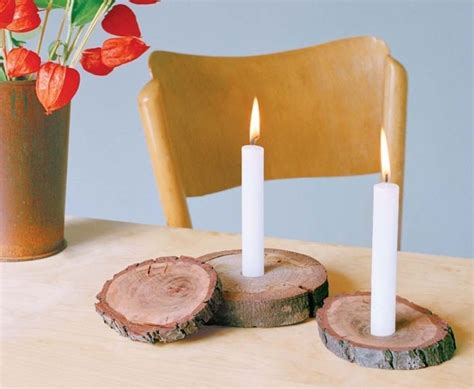 shabbat candle holders diy 103 best images about log slice kreations on wood slices moose and wood ornaments