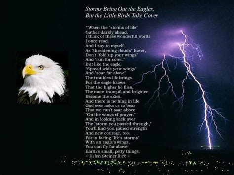 comfort eagle meaning helen steiner rice sympathy quotes quotesgram