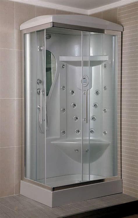 box doccia completi box doccia idromassaggio 70x110 mikonos con appoggio a destra