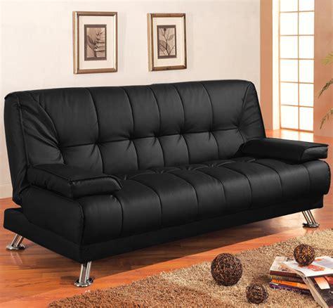 divani ecopelle economici divano letto 187x112x40 bianco o nero in ecopelle