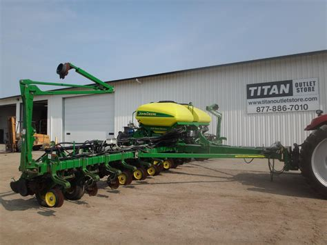 Deere 1770nt Planter by Wisconsin Ag Connection Deere 1770nt Ccs Row Crop