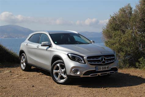 Modele Gla Mercedes mercedes gla essais fiabilit 233 avis photos prix