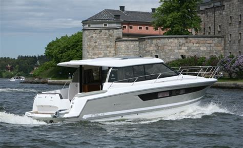 boat financing in nc jeanneau new concept nc11 motor boats sea ventures uk