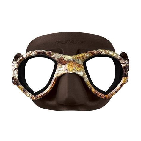 Mask Sporasub Mystic Blackmoon Freedive Freediving Spearfishing sporasub camo mystic mask