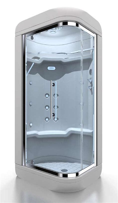 Shower Tub Modules Shower Modules From Gruppo Treesse New Multifunction