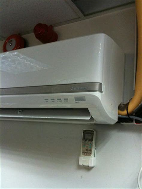 mitsubishi room air conditioners server room air conditioning