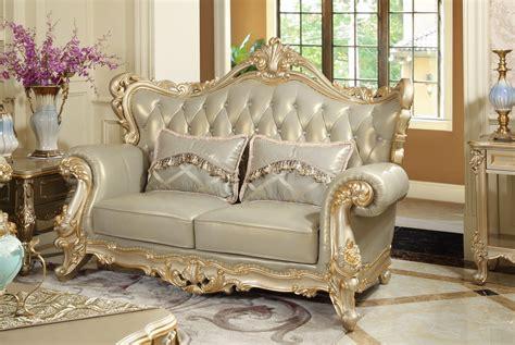 european style sofa set luxury living room furniture european style leather sofa