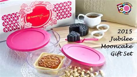 Tupperware Gift Collection tupperware mooncake gift set gift ftempo