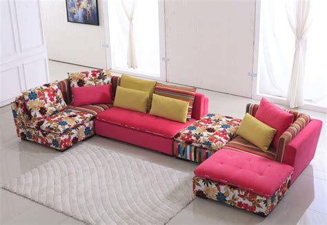 China Modern Corner Fabric Sofa Ls4a184 China Corner Modern Fabric Corner Sofas