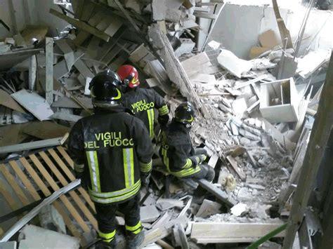 min interno cittadinanza esplosione e crollo in un seminterrato a roma ministero