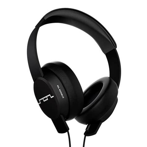 Headphone Sol Republic Tracks by Sol Republic Master Tracks X3 Ear Noise Isolating
