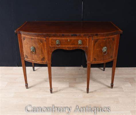 georgian mahogany sideboard buffet server 1790