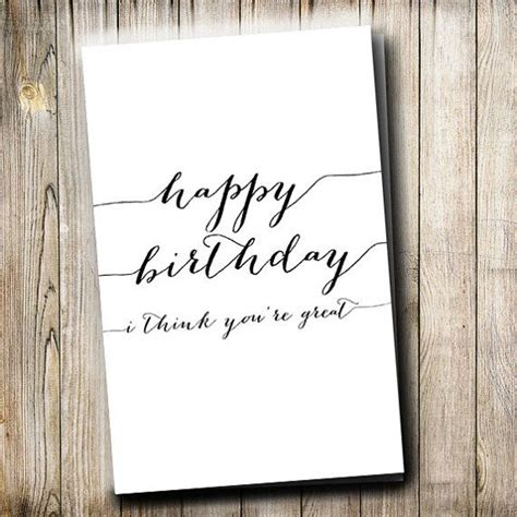 free printable birthday cards 8 5 x 11 17 best images about kalligraphie on pinterest logos