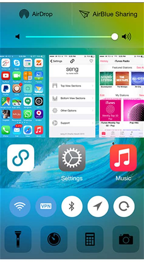 app layout tweak seng is an app switcher replacement inspired by auxo