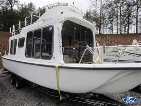 adventure craft boat dealers adventure craft 2800 cabin yacht 2001 for sale for 100